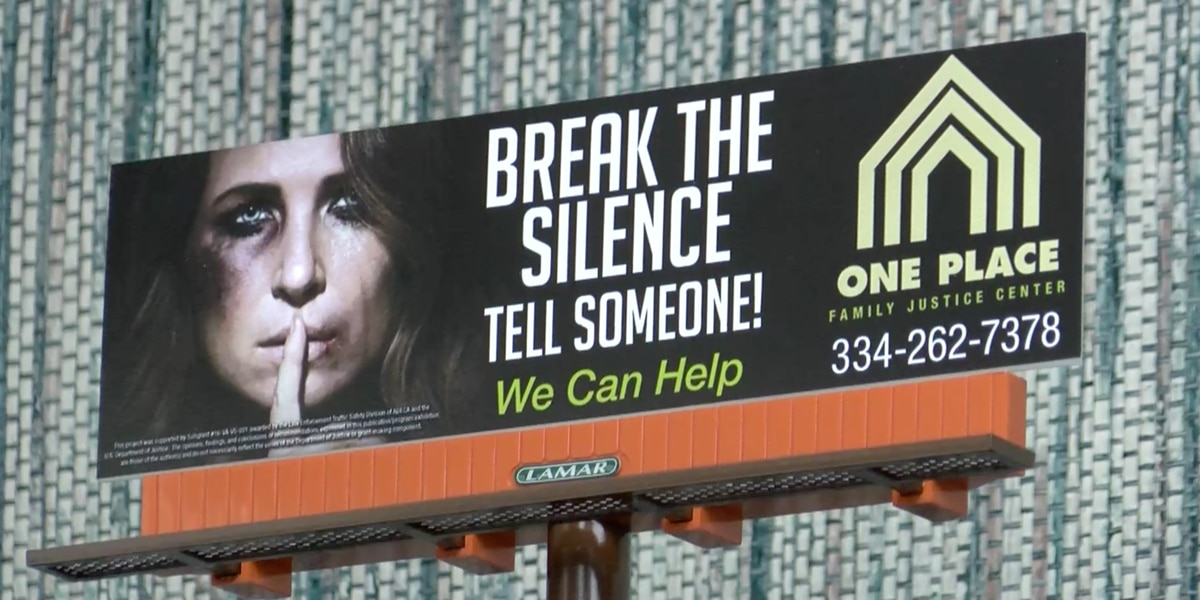 Domestic violence expert encourages victims to seek help before a situation escalates