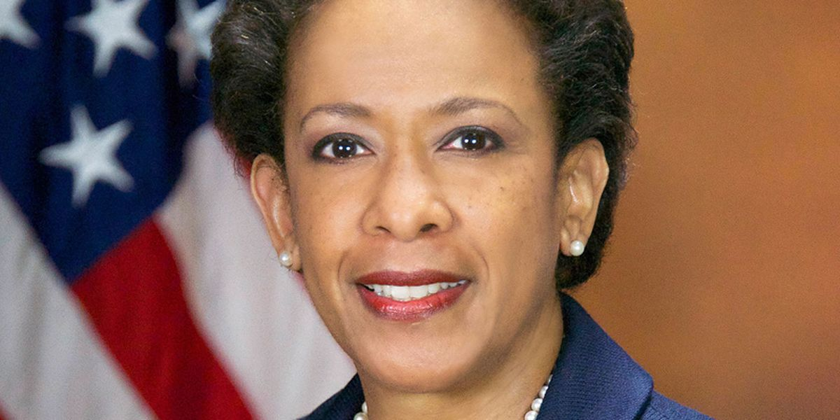 Former AG Loretta Lynch to speak in Tuskegee