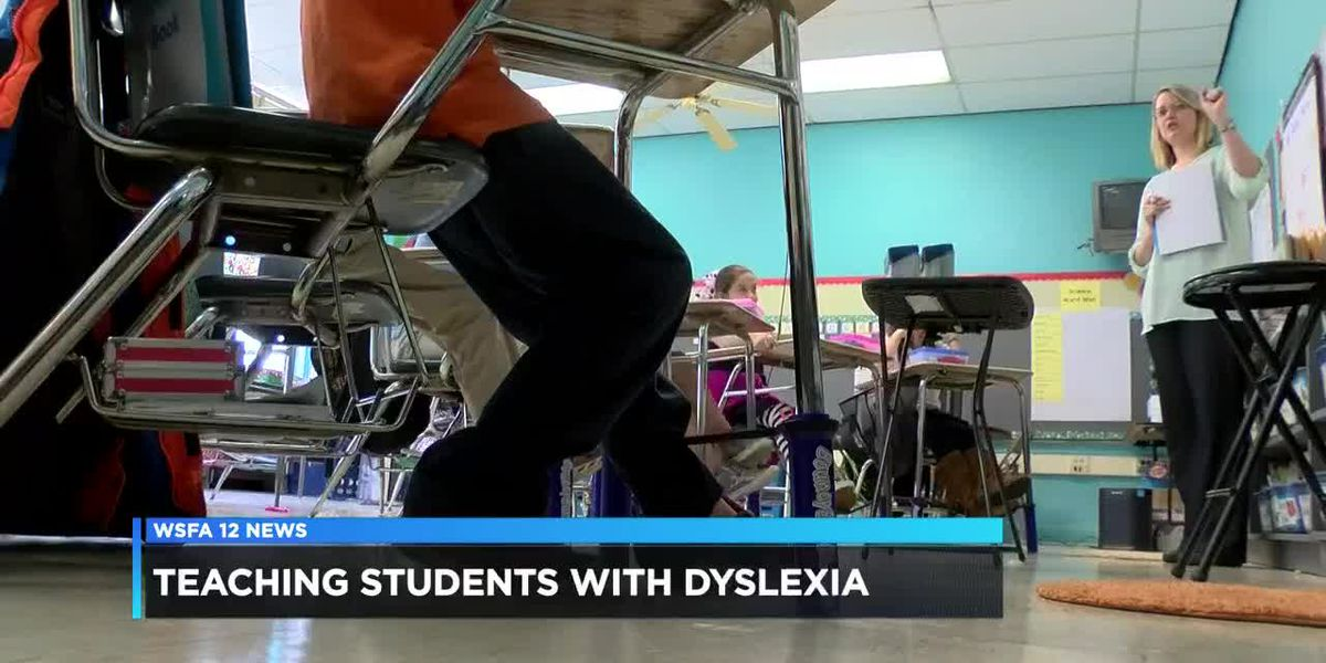 New law aims to help students with dyslexia