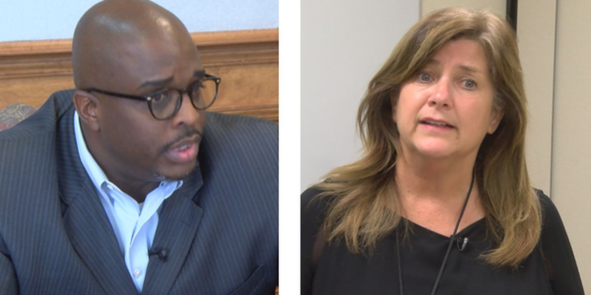 Incumbent Lesa Keith, Marcus Vandiver vying for MCBOE District 1 seat