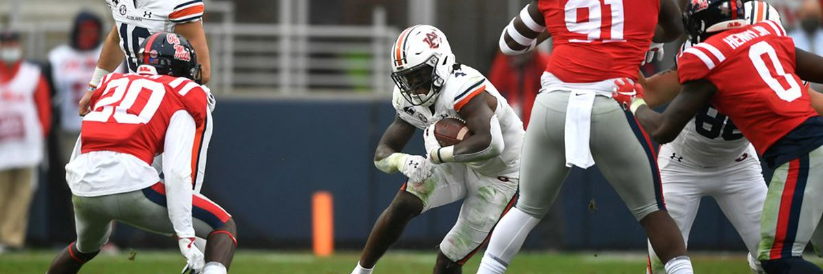 Auburn comes out with win against Ole Miss in back-and-forth battle