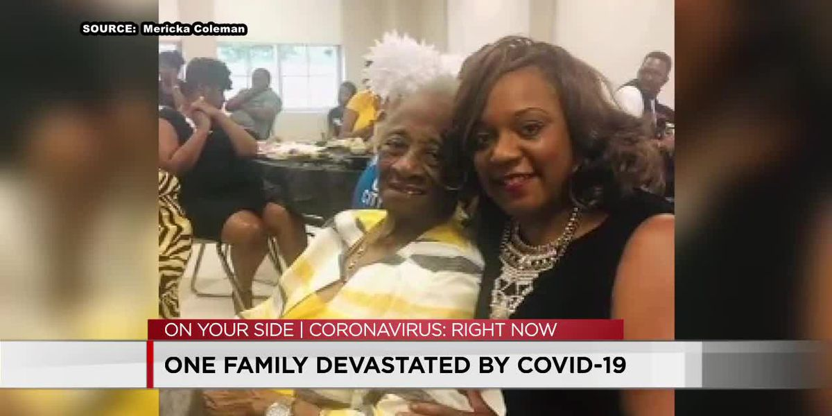 'The toughest year of my life': A family devastated by COVID-19