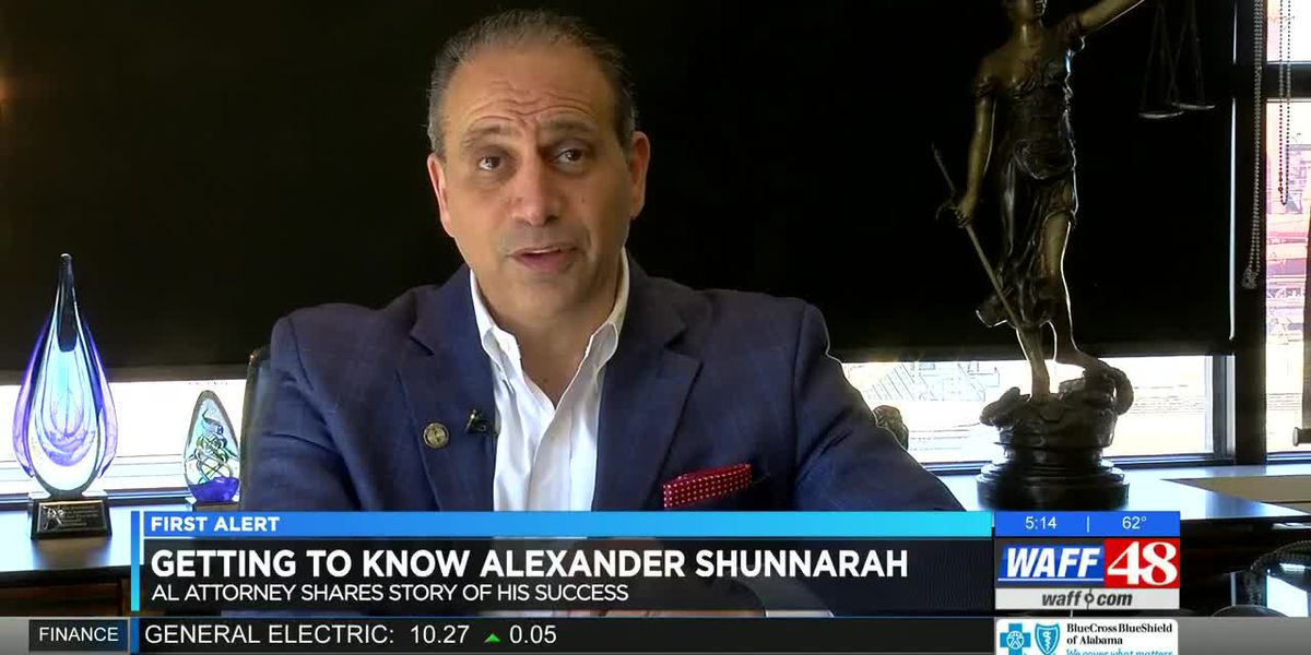 Alexander Shunnarah preview