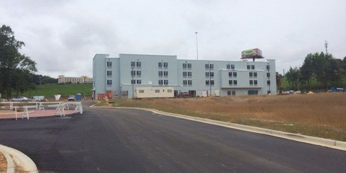 New hotel begins change for Millbrook exit