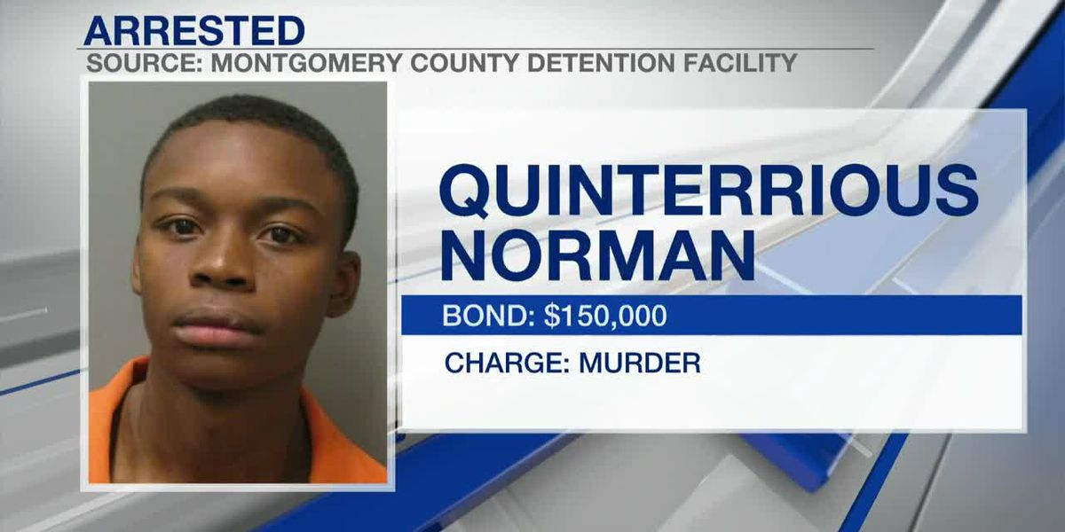 2017 Montgomery school shooting suspect charged with Thursday murder