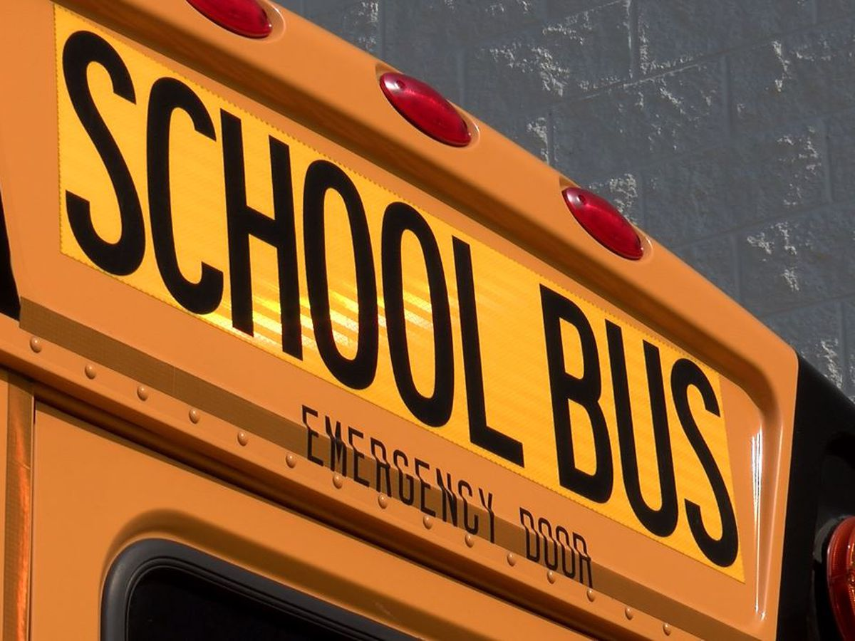 Alabama explores adding air conditioning to school buses