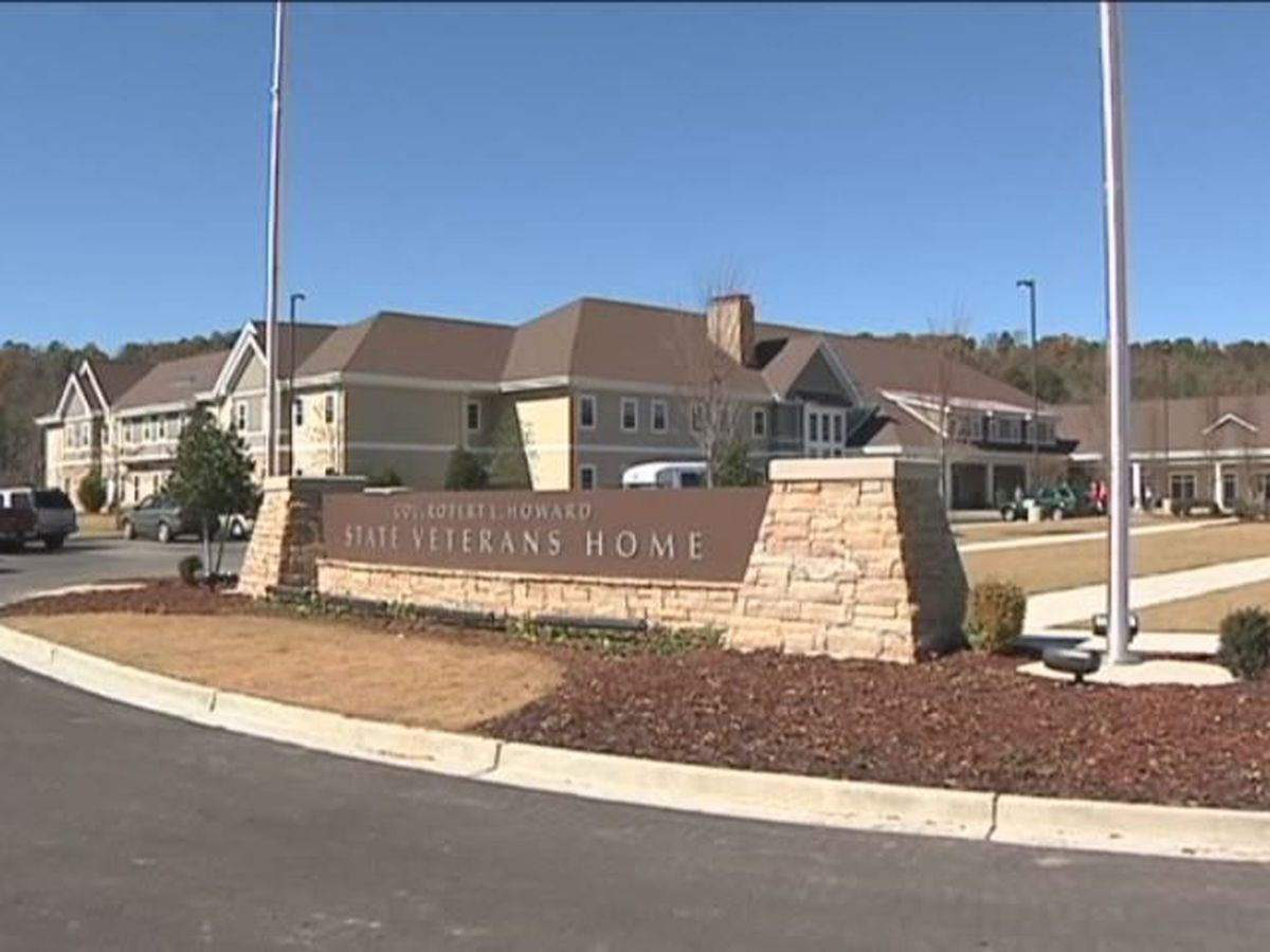 Three residents tested positive for COVID-19 at State Veterans Home in Pell City