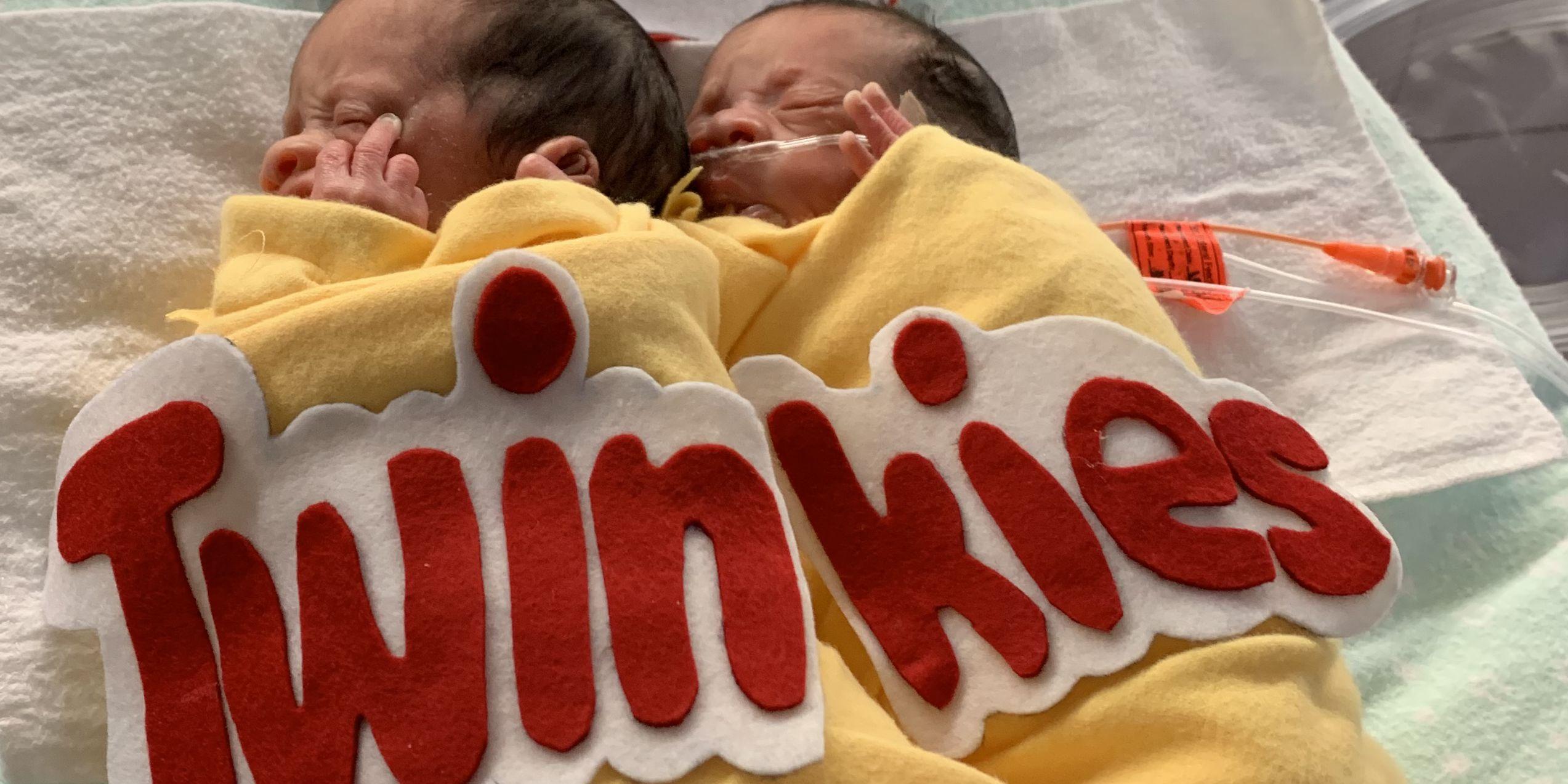 Babies, kids at Montgomery hospitals get in on the Halloween spirit