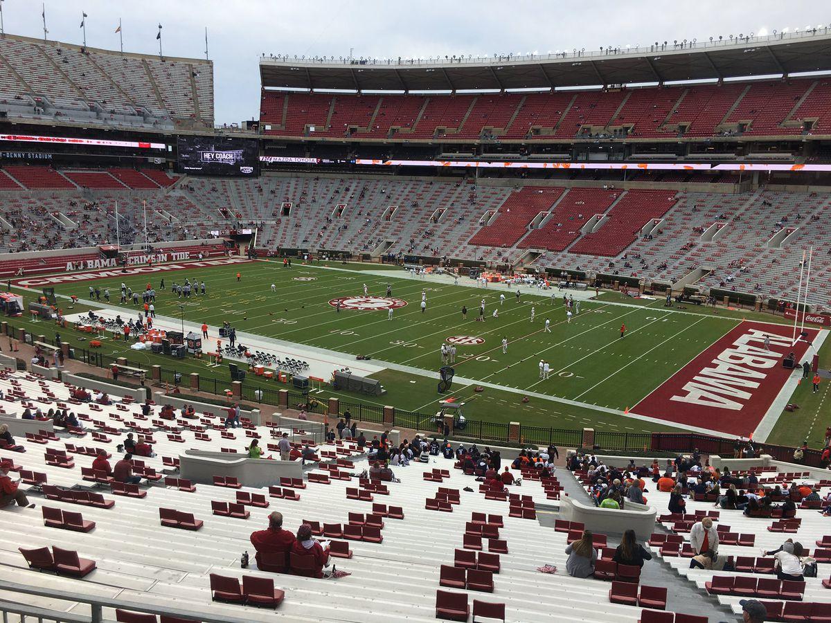 No. 22 Auburn falls to No. 1 Alabama in the 85th Iron Bowl