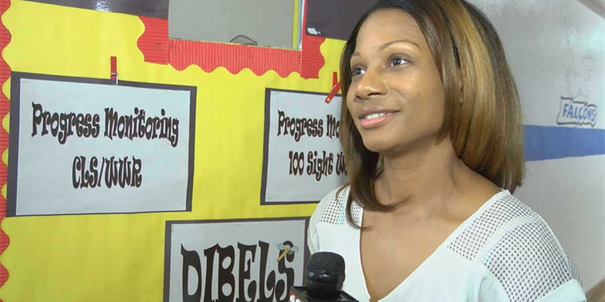 Guiding youngsters through life at Floyd Elementary