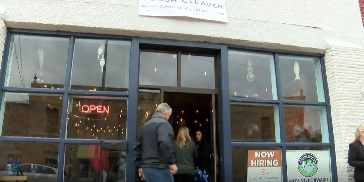 New restaurant opens in Wetumpka, city anticipates more businesses to come