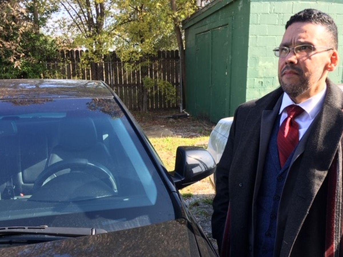 Man's close call during road trip should make drivers beware