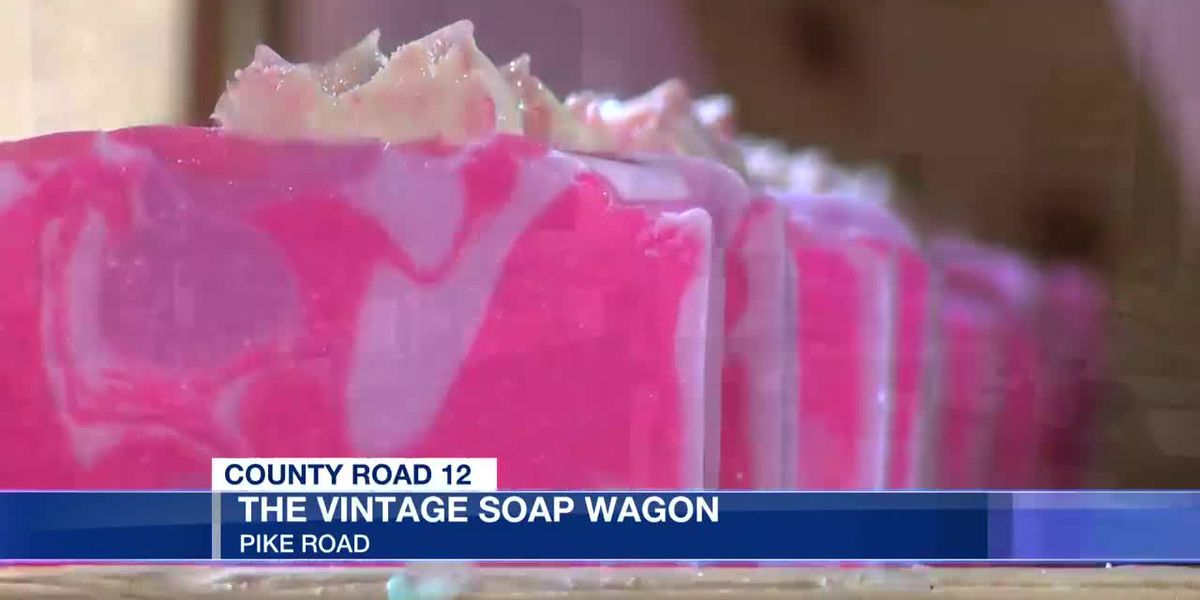 County Road 12: The Vintage Soap Wagon