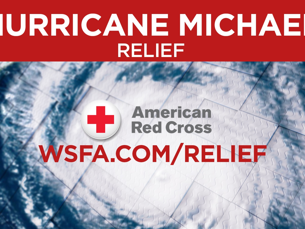 WSFA 12 News partners with Red Cross for Hurricane Michael Relief Drive