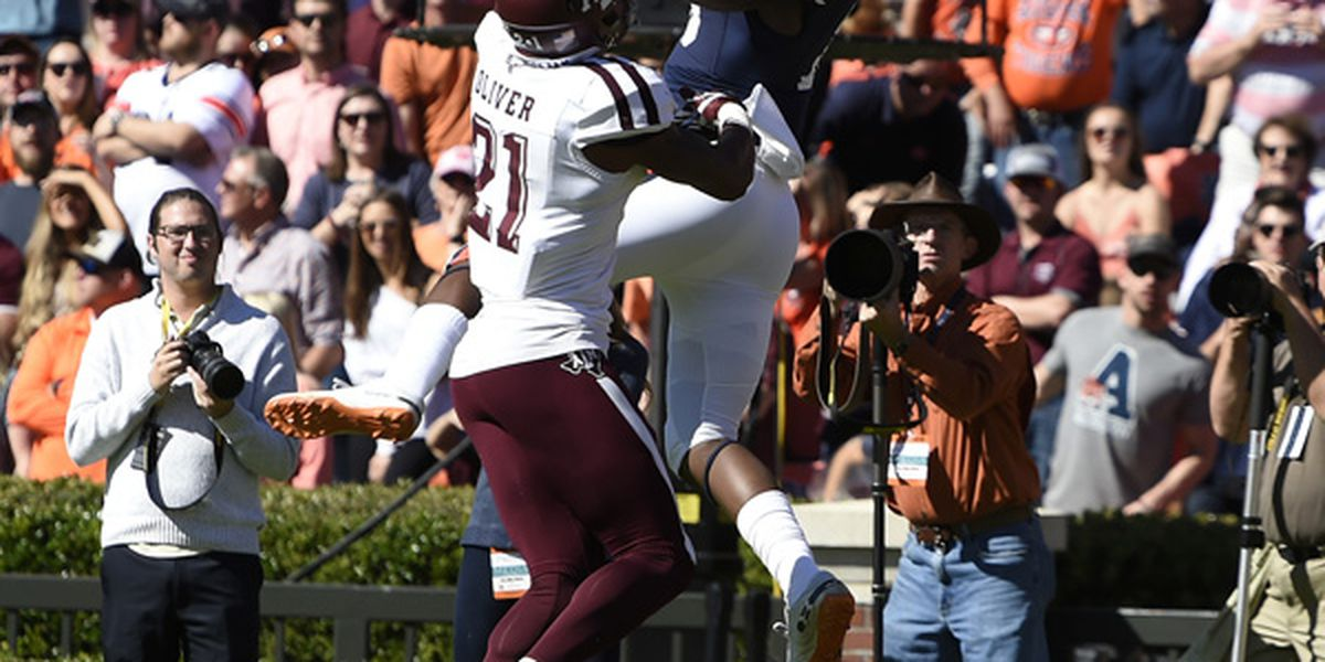 Auburn's late-game heroics defeat Texas A&M 28-24