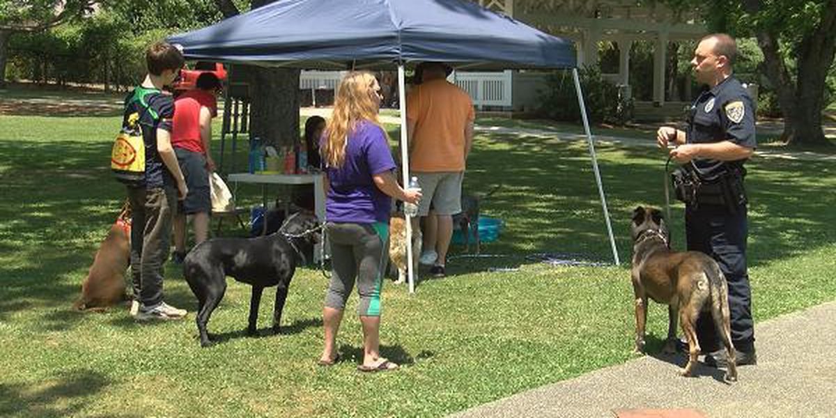 Lee County Humane Society hosts annual Bark at the park