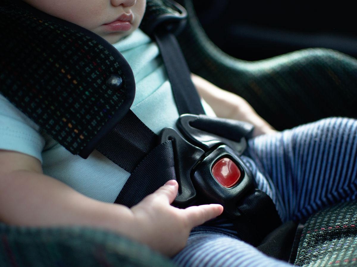 Target to offer coupon towards new car seat in exchange for your child's old one
