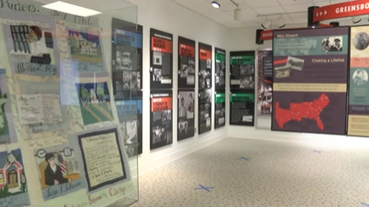 Freedom Rides Museum looking to bounce back from challenges due to the pandemic