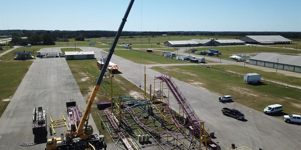 Security and safety measures in place for National Peanut Festival