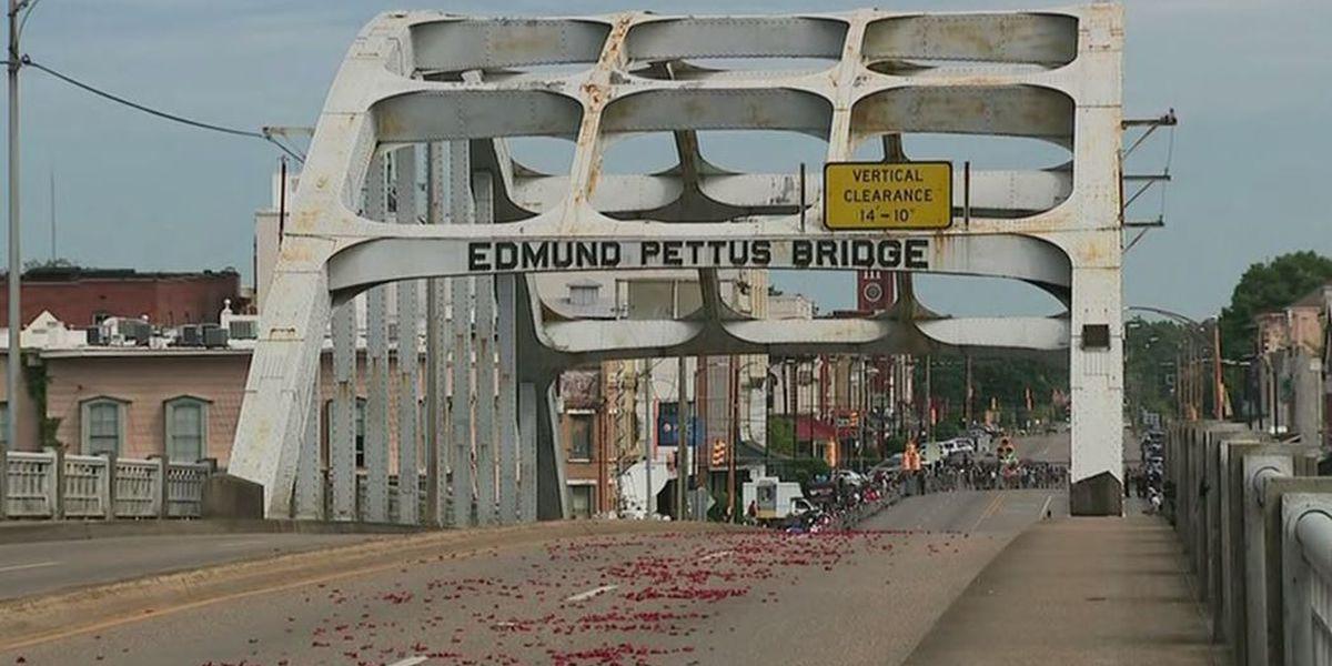 Great-great-granddaughter of Edmund Pettus wants bridge renamed