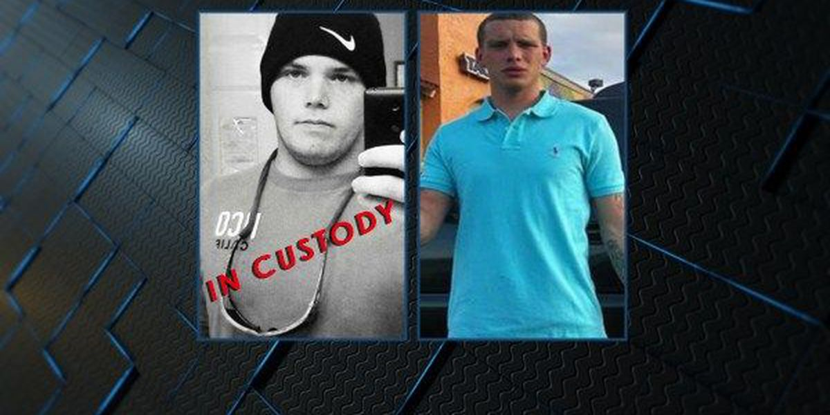 1 of 2 Chilton County home invasion suspects surrenders