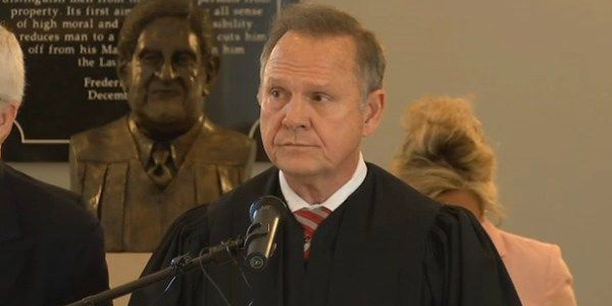 AL chief justice says ethics complaints in same-sex marriage dispute should be dismissed
