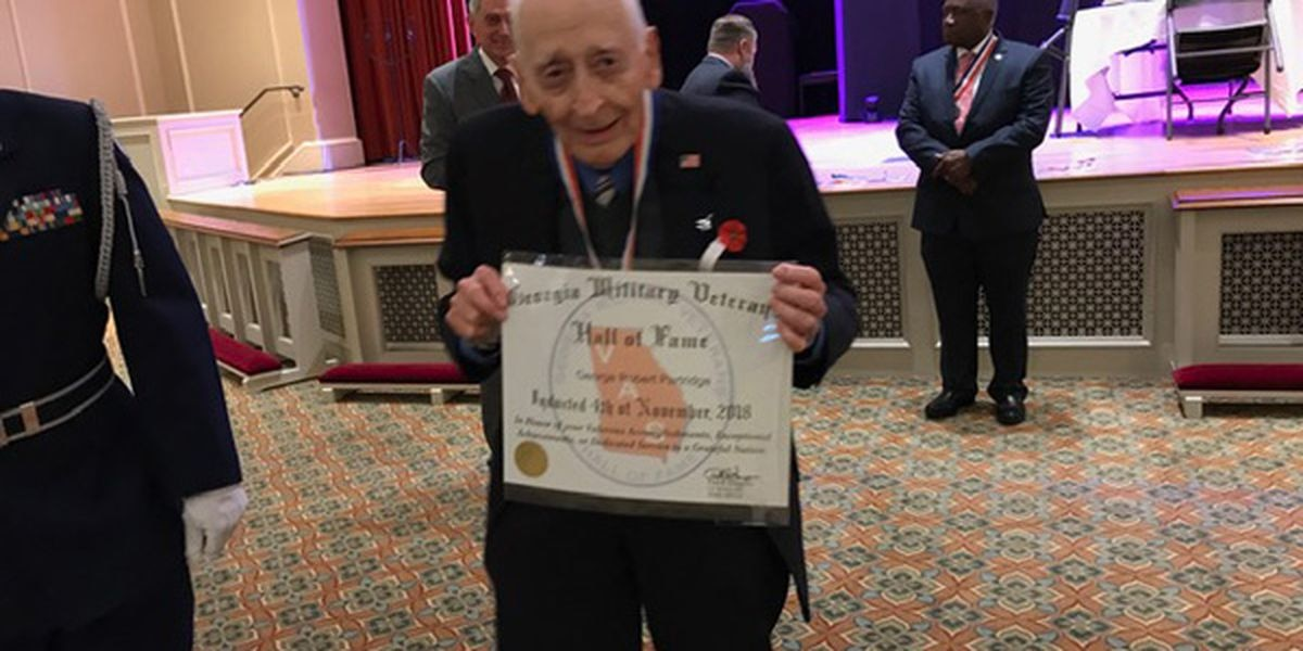 Prattville war veteran honored with Medal of Valor