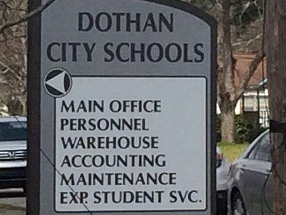 Dothan school has sent over 100 sick students home