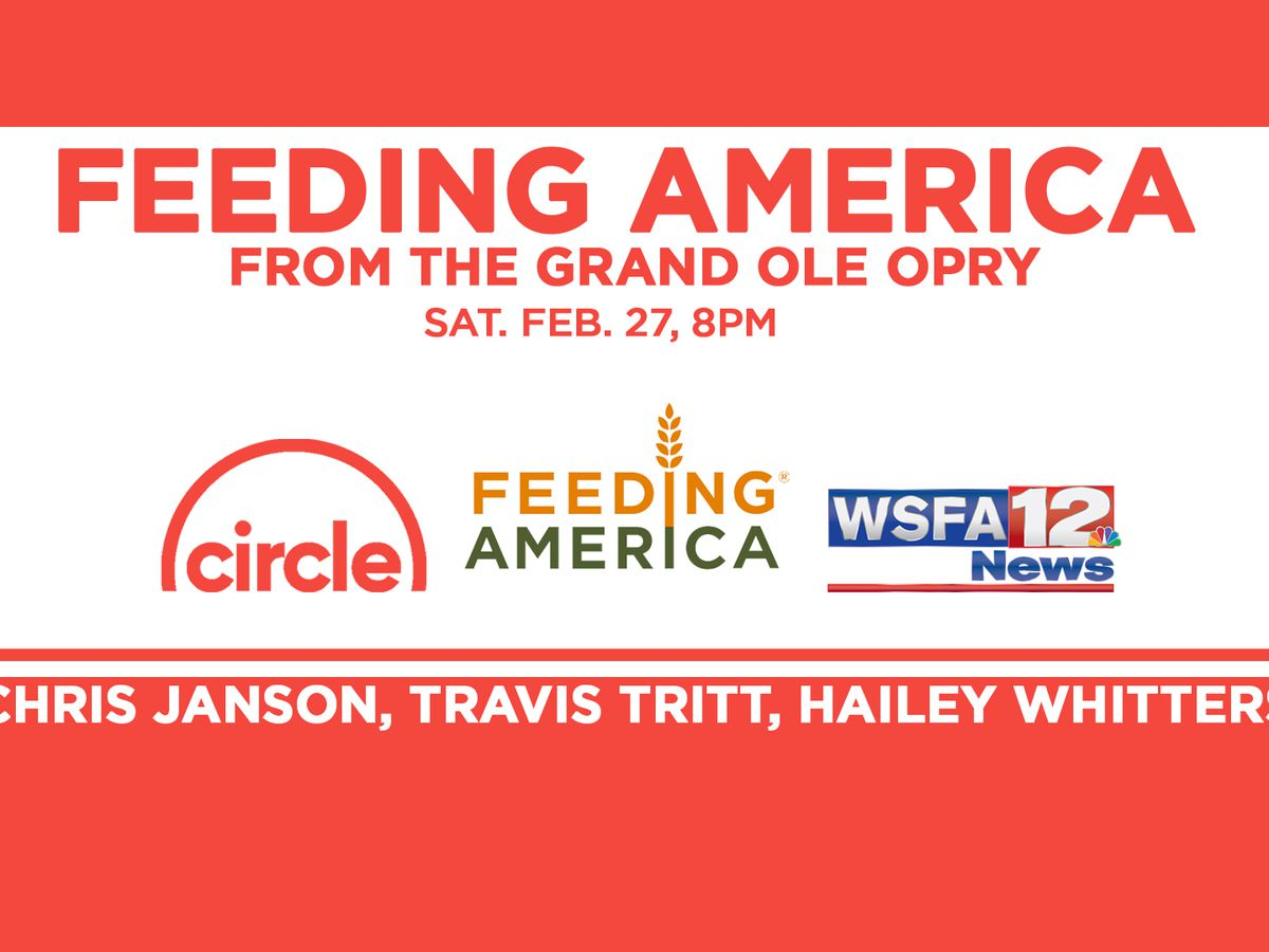 Saturday WSFA broadcast to help people impacted by severe weather, pandemic