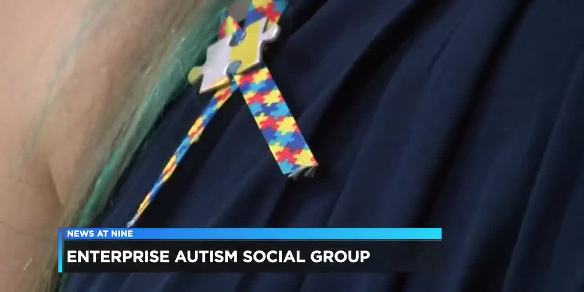 Enterprise autism group holds ribbon cutting event