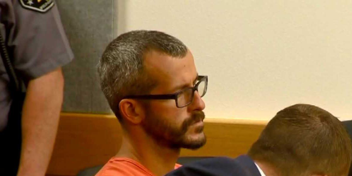 Colorado man sentenced to 3 consecutive life terms for killing wife, 2 daughters