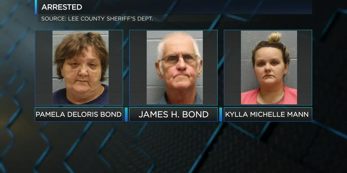 Dr. Phil episode to feature Smiths Station family accused of locking children in cages