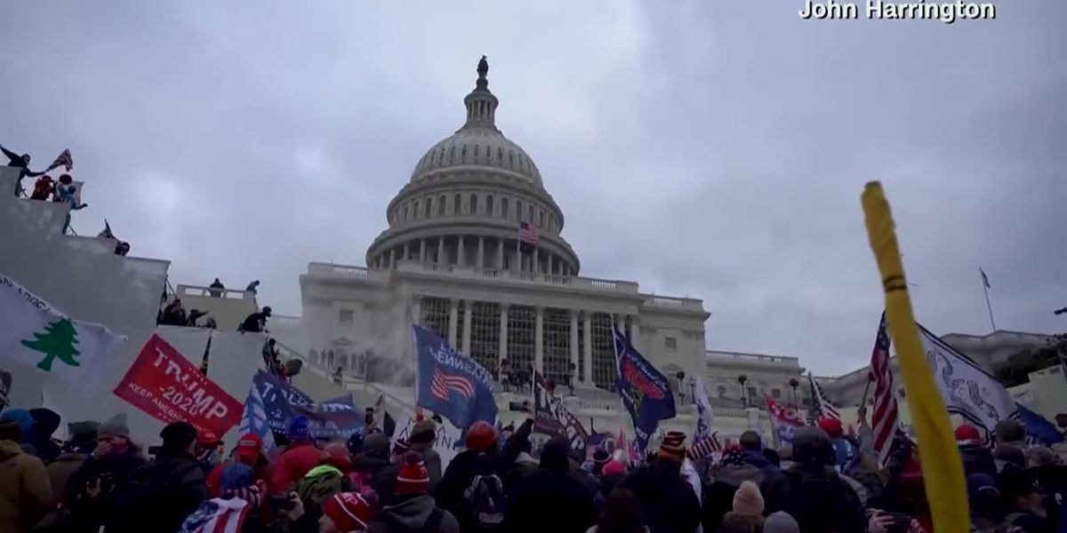 Alleged key players in deadly attack on US Capitol appear in court