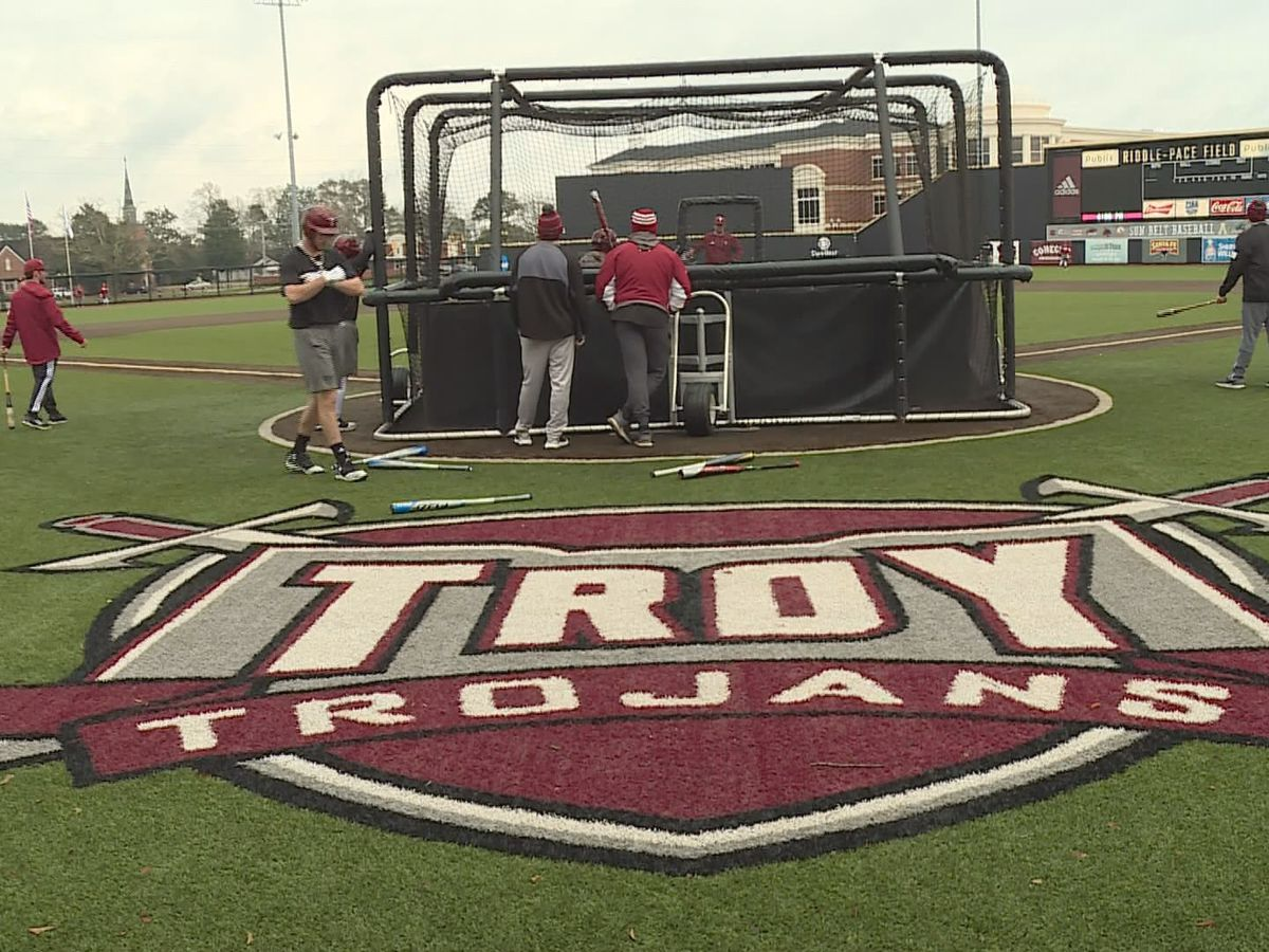 Troy baseball relying on veteran experience in 2020