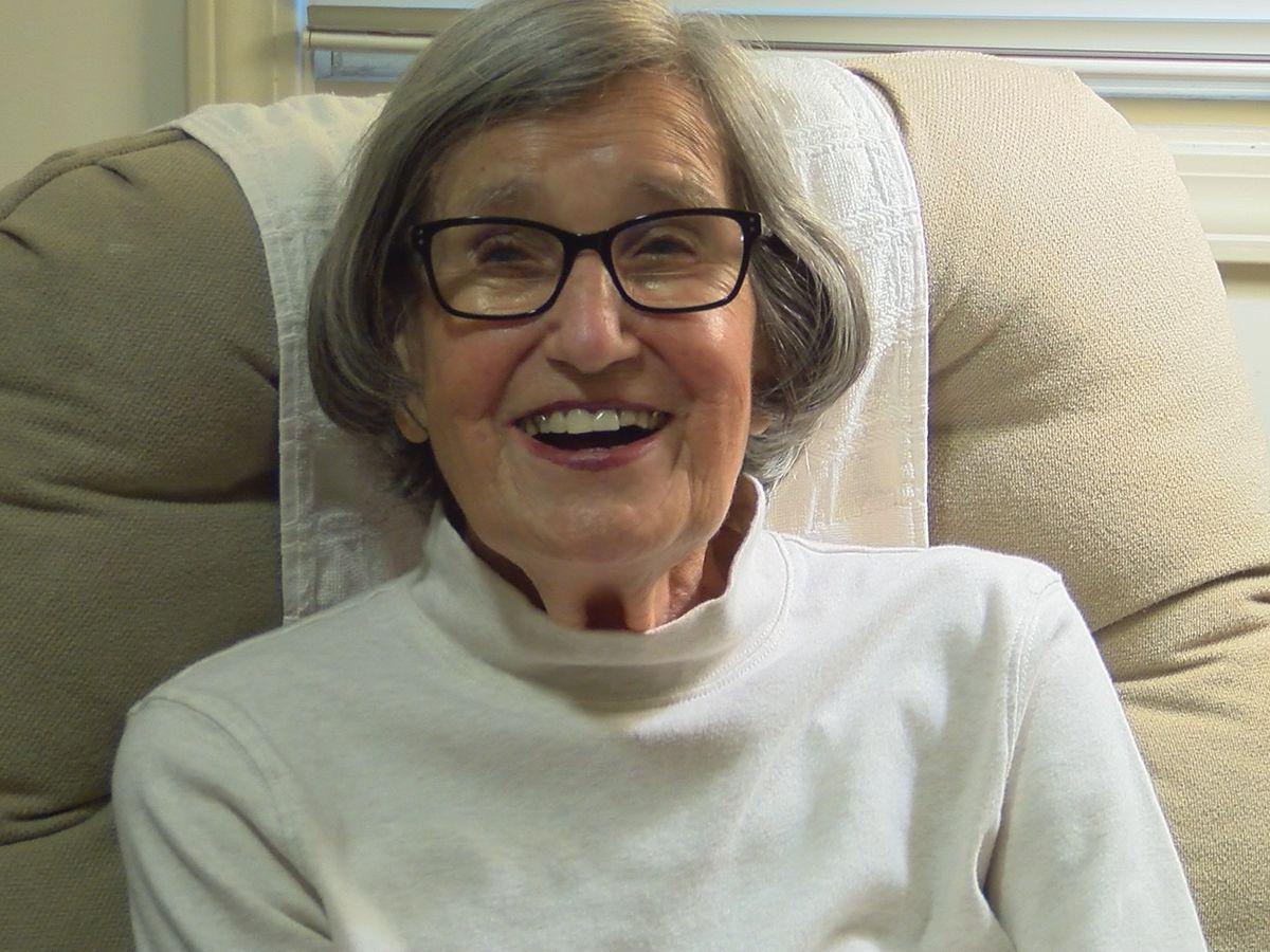 Female veteran remembers Pearl Harbor 78 years later