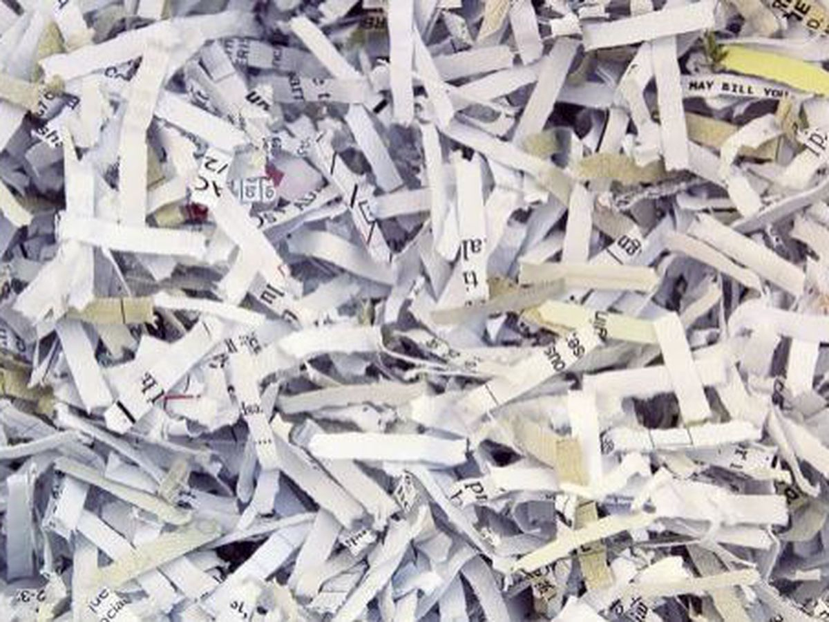 Groups offering free personal document shredding in Montgomery