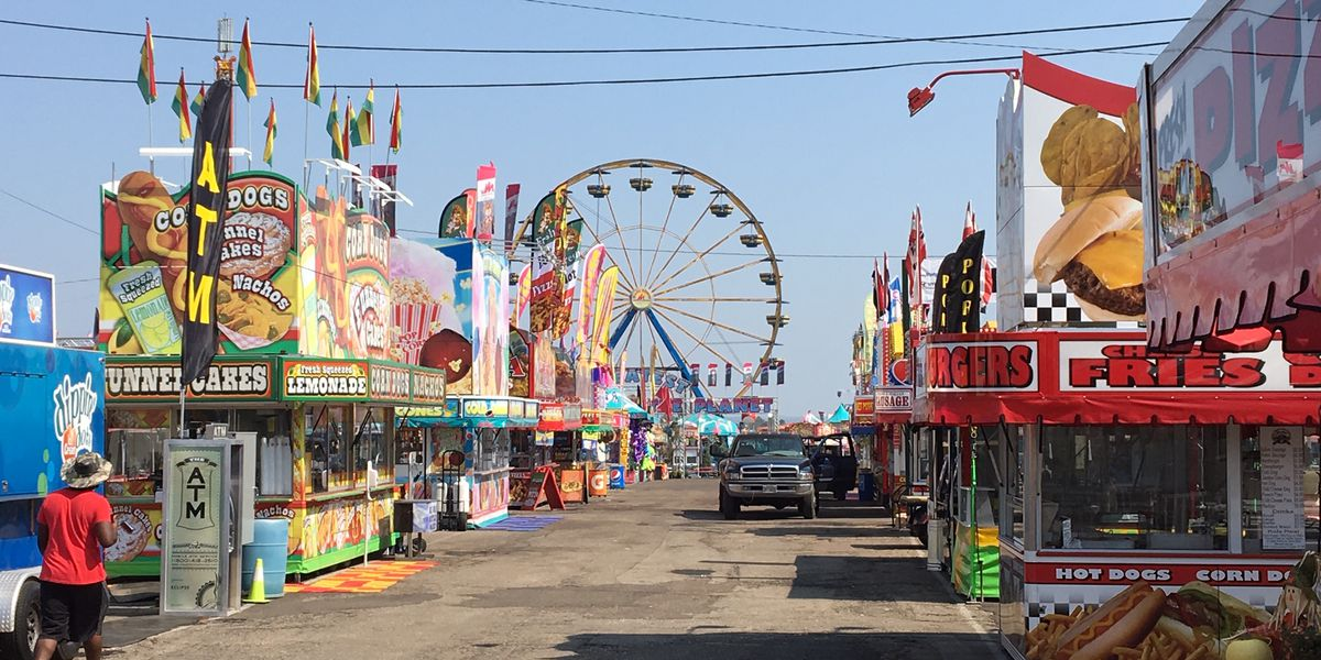 Clear bag policy, other security measures in place for Alabama National Fair