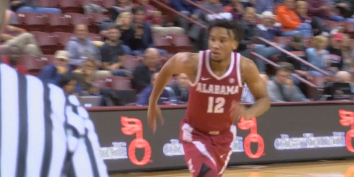 Former Alabama guard Dazon Ingram announces transfer destination