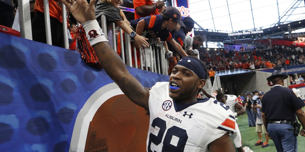 Auburn's Boobee Whitlow out 4-6 weeks after knee surgery