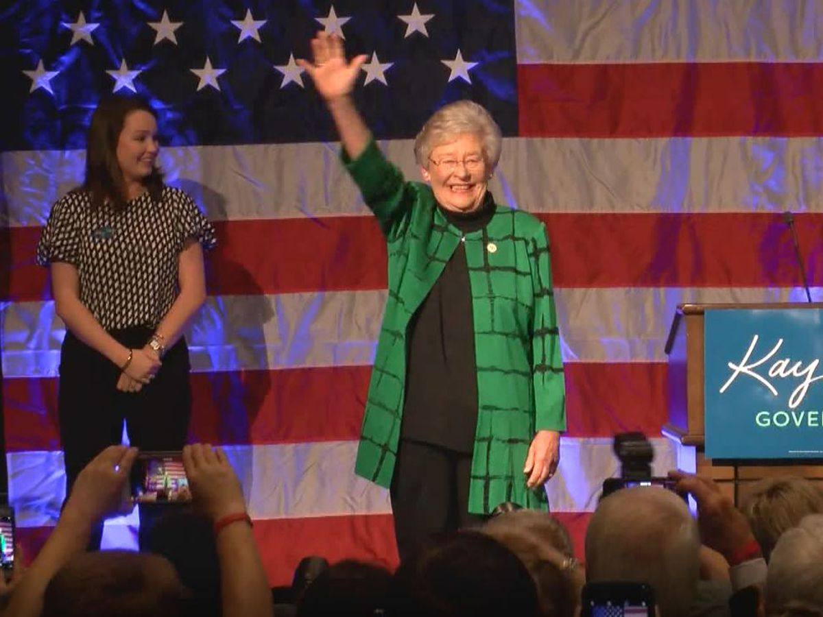 Leaders say Gov. Ivey win means unity for Republican agenda