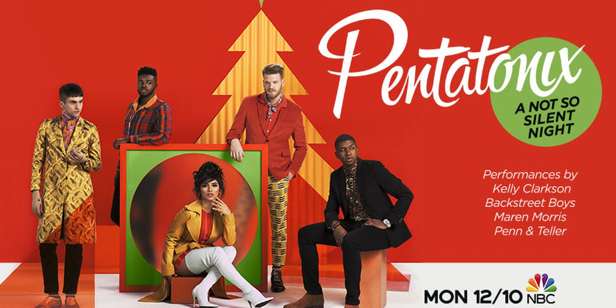Programming note: 'Pentatonix: A Not So Silent Night' preemption