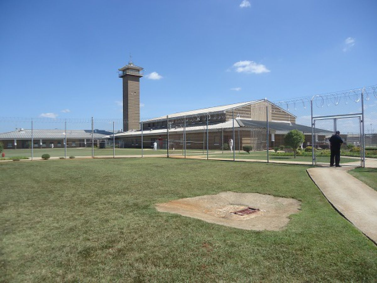 Prison or pound? Protesters say Limestone County Correctional Facility inmates are treated worse than dogs