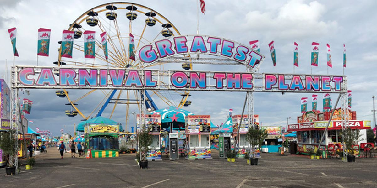 Alabama National Fair starts early this year
