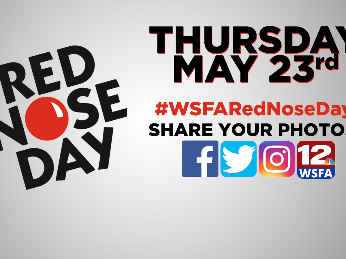 5th annual Red Nose Day campaign kicks off Thursday