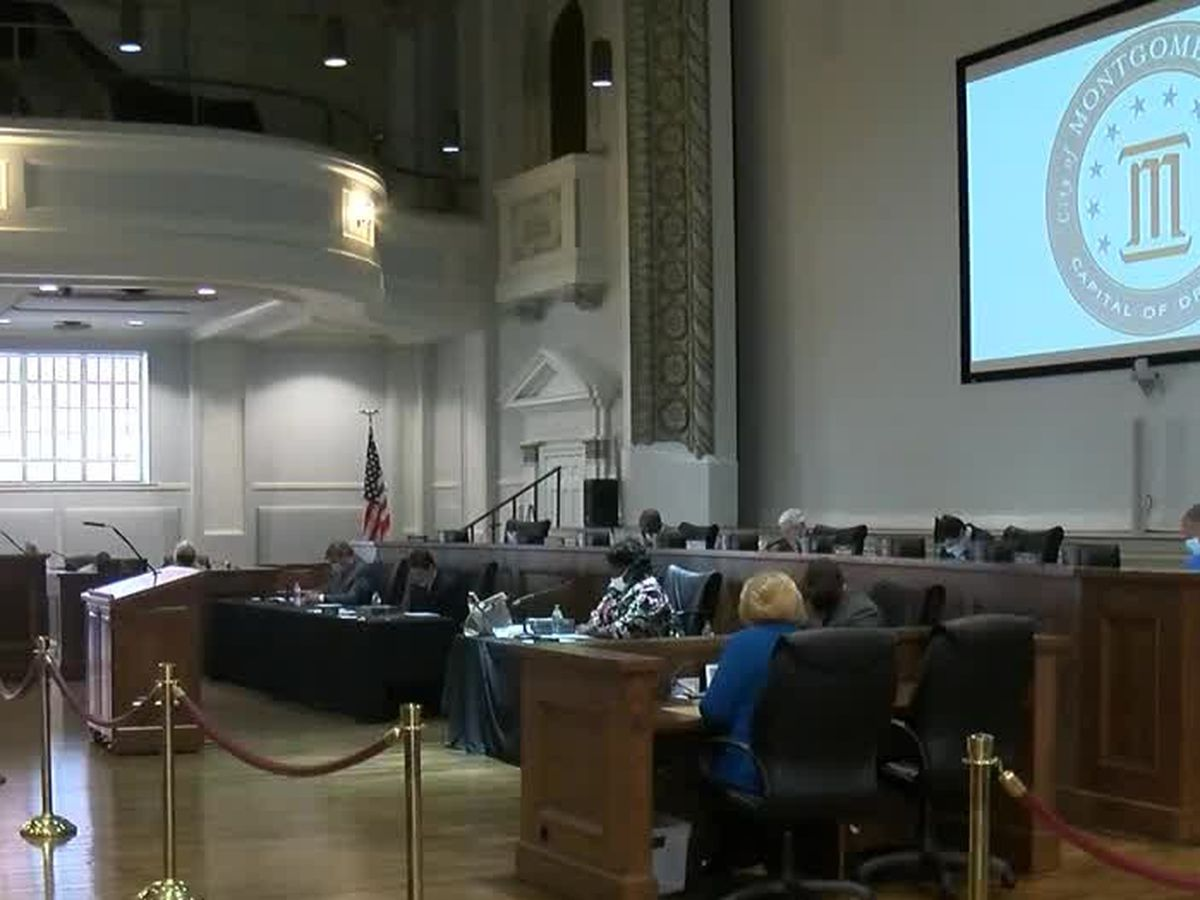 Montgomery mayor looks back at 2020 fiscal year