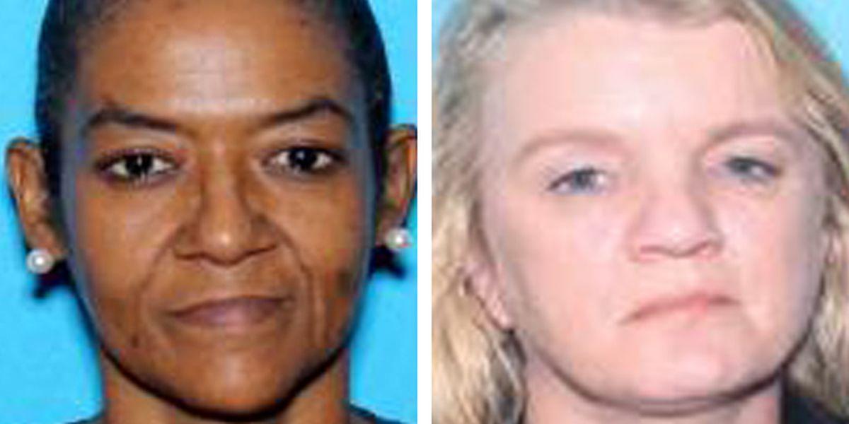 2 Alabama prison visitors arrested in separate incidents