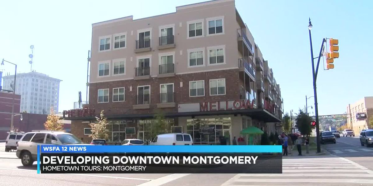 Downtown Montgomery sees tremendous progress