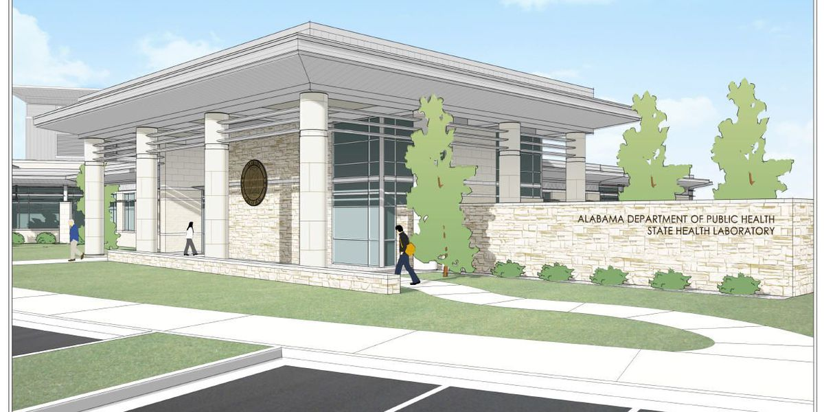 ADPH to build $30M lab, training facility in Prattville