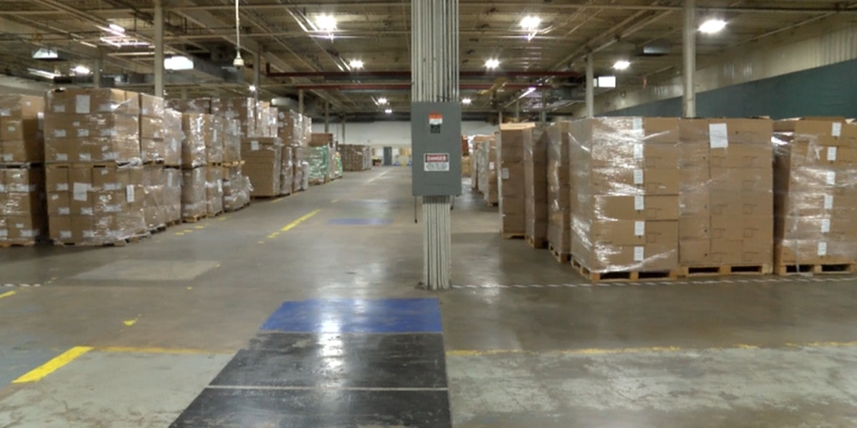 State agencies have shipped 15 million PPE items since March