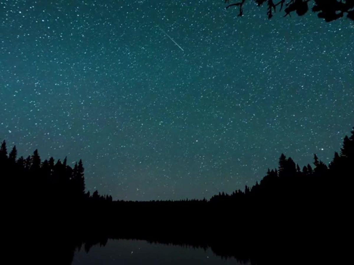 Halley's Comet to bring October's best meteor shower this week
